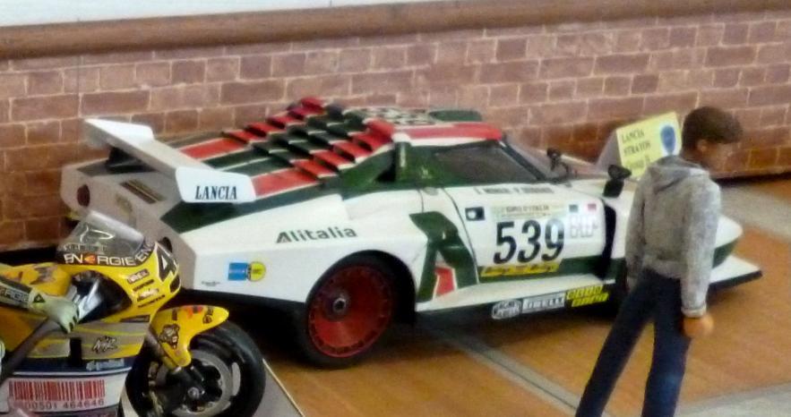 the motor museum in miniature
