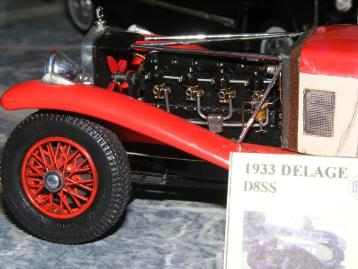 The Motor Museum In Miniature Themed Displays