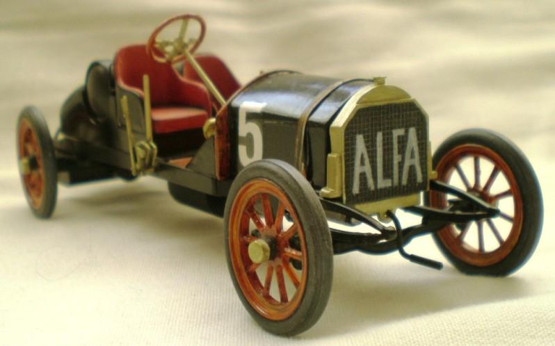 The Alfa Race Car
